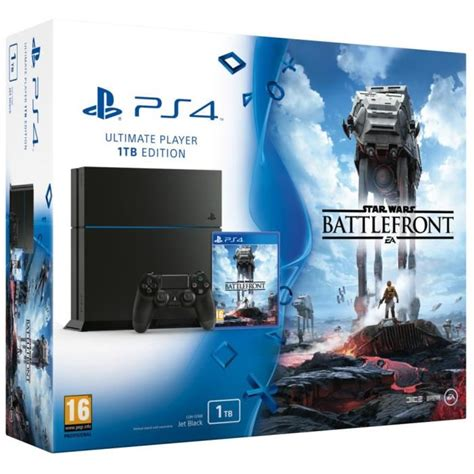 Ps4 Wars Battlefront Ii Reg 3 ps4 1 to wars battlefront achat vente console ps4 nouveaut 233 pack ps4 1 to wars