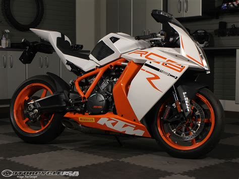 Superbike Ktm 2012 Ktm Rc8r Superbike Smackdown Track Photos