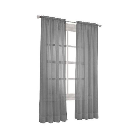 Charcoal Sheer Curtains 107 Best Images About Bedroom On Pinterest Grey Curtains Susie Watson And Window Panels