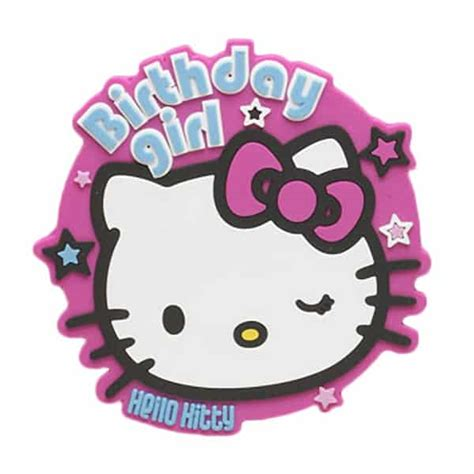 Helo Kity Jumbo hello birthday jumbo badge partyrama co uk