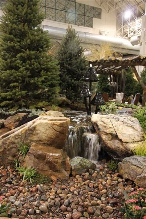 aquascape pondless waterfall 1000 images about nwfgs seattle flower and garden show