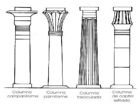 imagenes de columnas egipcias las 12 columnas del templo