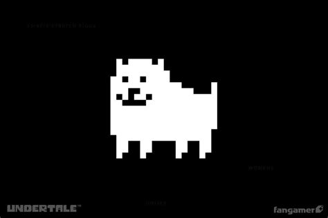 Unisex Gifts undertale annoying dog polo fangamer