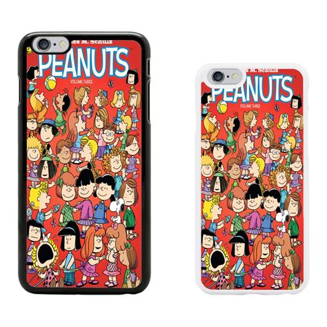snoopy cover for apple iphone 6 plus t8