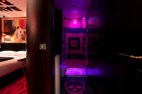 deadly rooms of inside the hotel vice versa in by designer chantal thomass daily mail