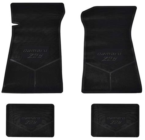 Z28 Floor Mats by 1979 1981 All Makes All Models Parts Fmcz75001 1979 81
