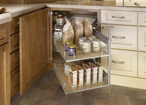 Kitchen Cabinet Blind Corner Pull Out by The Useful Of Blind Corner Cabinet Pull Out Ideas Tedx