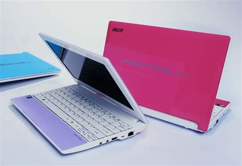 Laptop Acer One 10 Bekas acer introduces android windows 7 dual boot netbook aspire one happy