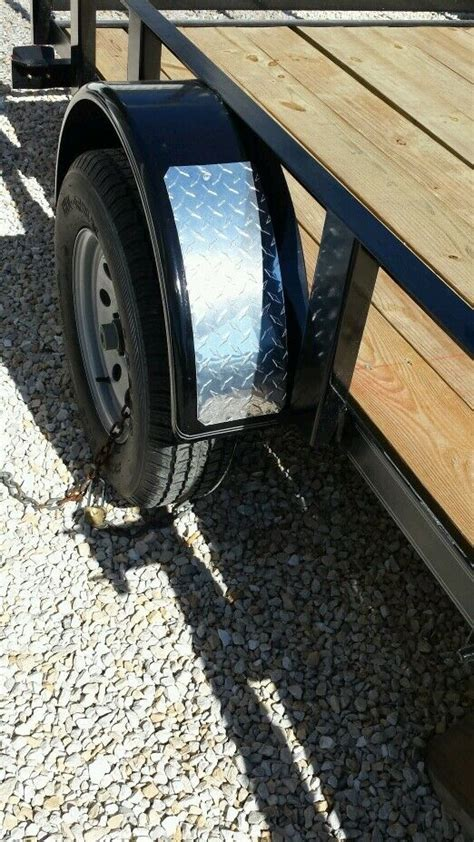 small boat fenders small boat trailer diamond plate fender covers horse