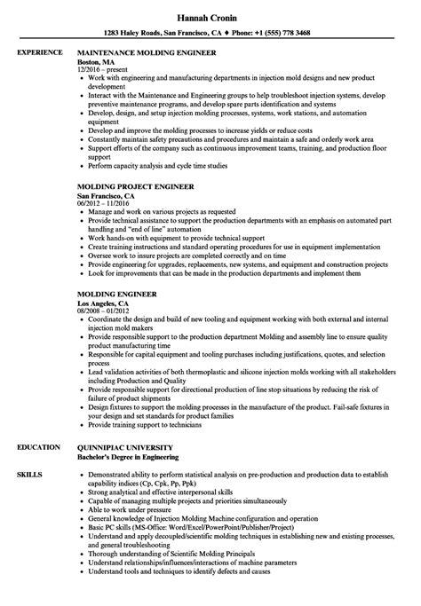 mould design engineer job description mold technician resume sles velvet design templates