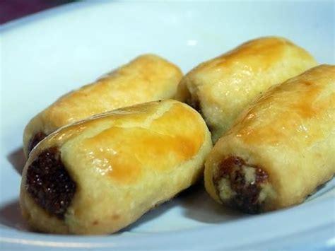 Semprit Nastar Gulung No 170 resep cara membuat kue nastar gulung lezat