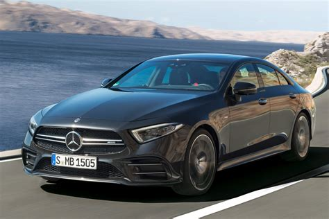 pictures of 2019 mercedes 2019 mercedes cls class pictures