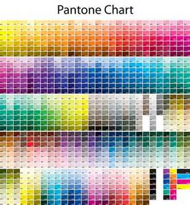 colors chart pantone color chart pantone color pms color chart and