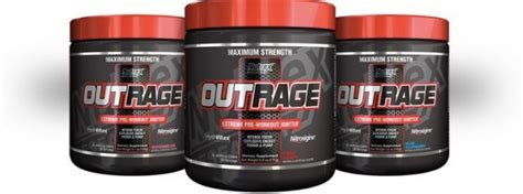 Suplemen Fitness Rsp Bcaa 200 Capsule nutrex outrage pre workout outrage