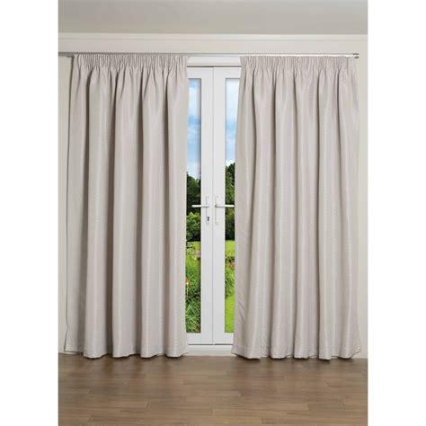 curtains 145 cm drop home profile cubic 2 5 3 25m x 2 20m drop curtain natural