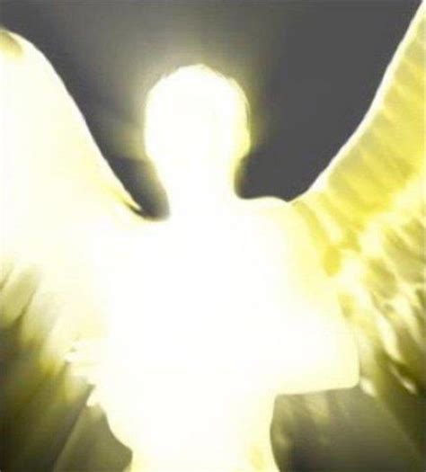 beings of light on the wings of