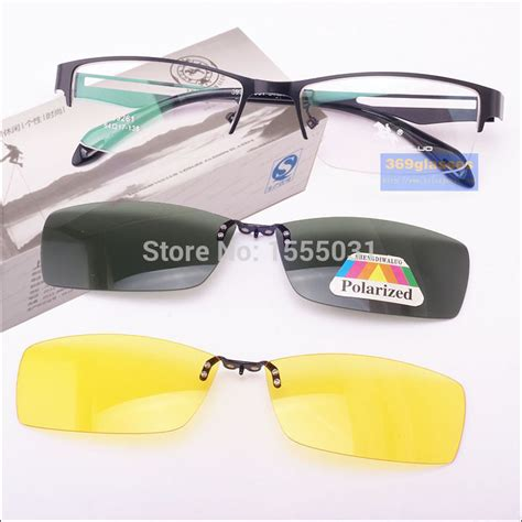 s glasses frame 2pcs magnetic clip on sunglasses wholesale stainless steel glasses frame 2pcs magnetic