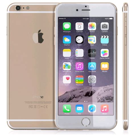 Iphone 6 Plus 16gb Gold apple iphone 6 plus b stock generic box unlocked 16gb