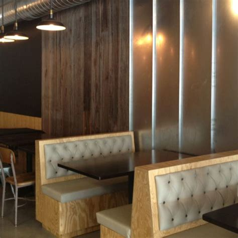 booth design bar booth seating industrial chic restaurant furniture maxey