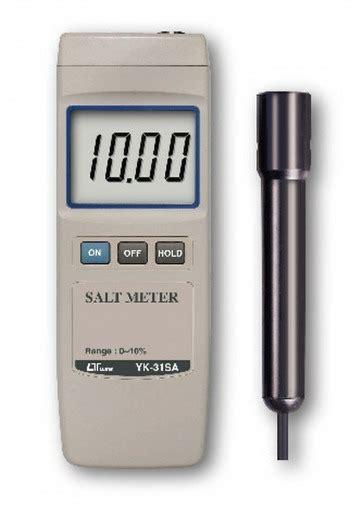 Salt Meter Lutron Yk 31sa 다아라 산업 블로그 전기 전자 계측장비 카테고리의 글 목록