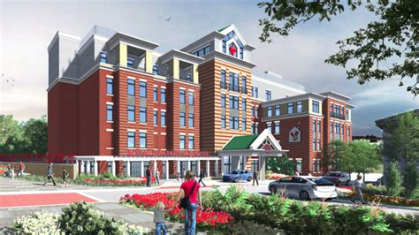 Ronald Mcdonald House Could Break Ground This Fall In Jonestown Baltimore Business