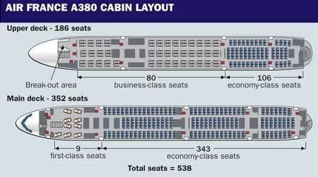 a380 floor plan cabin plan a380 air france 171 knowledgeable46ash