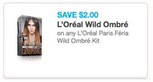 feria hair color coupon walmart coupon deal 2 1 loreal ombre hair color coupon