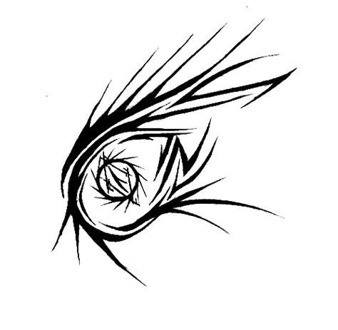 demon eye tribal by reijy on deviantart