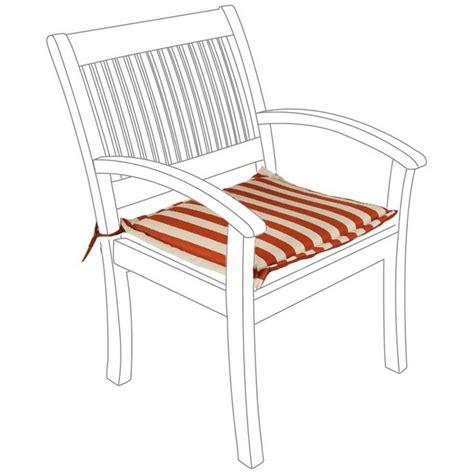 cuscino poltrona cuscino seduta poltrona riga arancio mondobrico