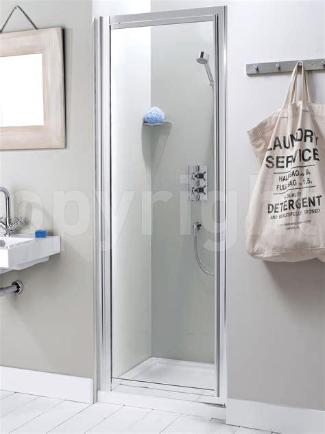 Simpsons Supreme Framed 600mm Pivot Door 7129 600mm Shower Door