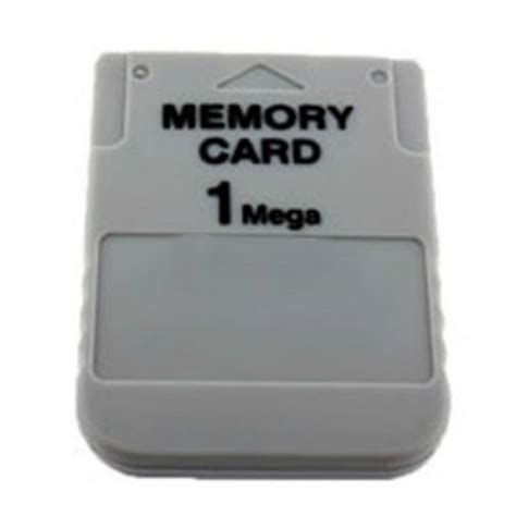 Memory Ps1 1mb memory card for ps1 psx alex nld