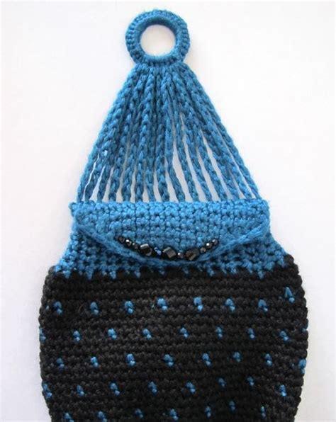 crochet dickens misers purse pattern wind rose fiber studio tasseled miser s purse crochet