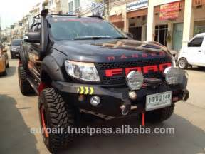 Truck Accessories Malaysia Improved Version Ford Ranger T6 Wildtrak Fender Flare