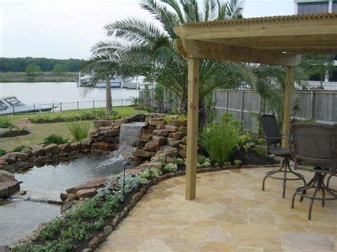 Landscape Inc League City Tx S Landscaping Inc And Water Garden Center