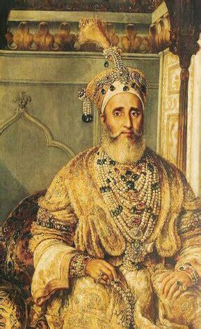biography of mughal emperor muhammad shah tragaic life of the sufi saint the last mughal emperor