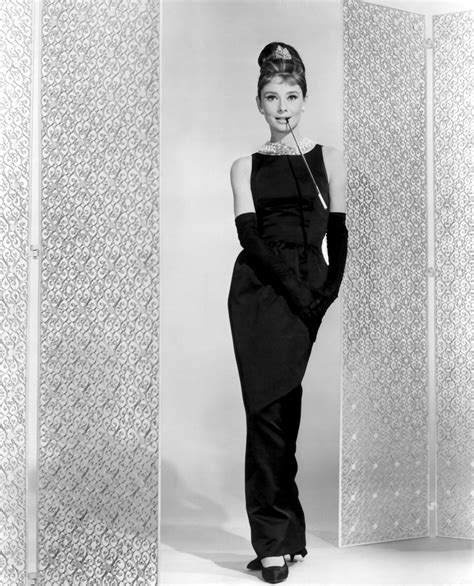 audrey hepburn little people how to rock a little black dress carpool goddess