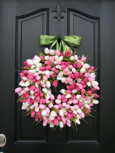 front door wreath ideas 40 beautiful easter wreath ideas you must try front door