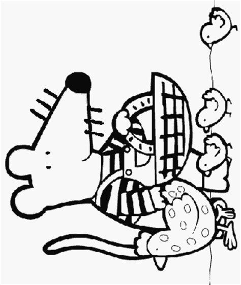 maisy the mouse coloring pages maisy the mouse colouring pages coloring home