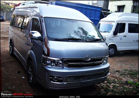 Toyota Carriers The Godfather Of All Carriers Toyota Hiace