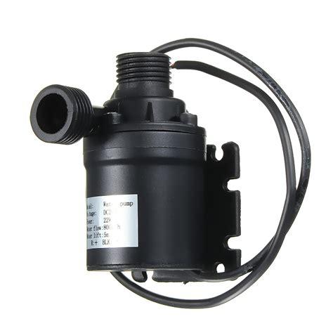 12v water pump dc 12v 24v hot water circulation pump solar water pump