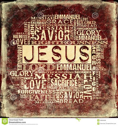 imagenes biblicas vintage jesus religious words on grunge background royalty free