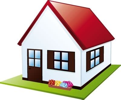 house with garden clip arts free clipart