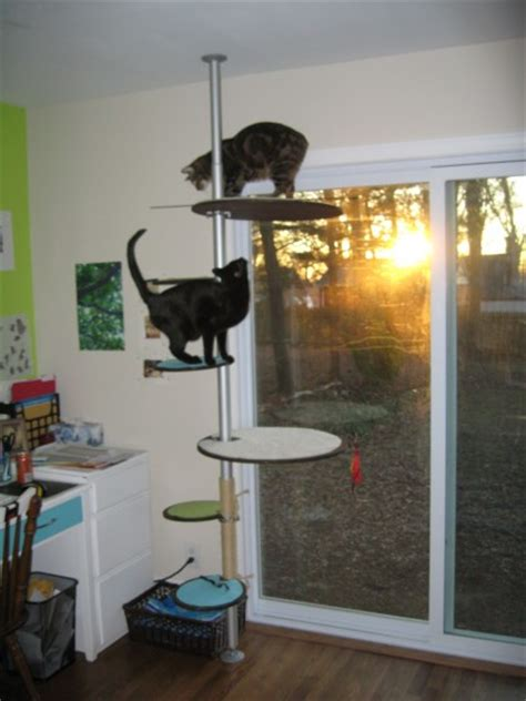 modern cat tree ikea a modern cat tree jill carson
