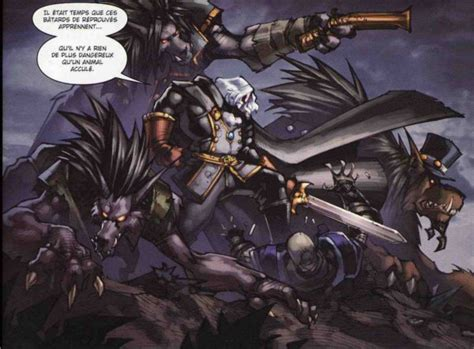 Warrior En Garde Warrior Trilogy world of warcraft la mal 233 diction des worgens tome 3