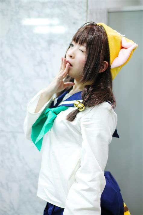 Blouse Kaori animal ears bells blouse cat ears di gi charat