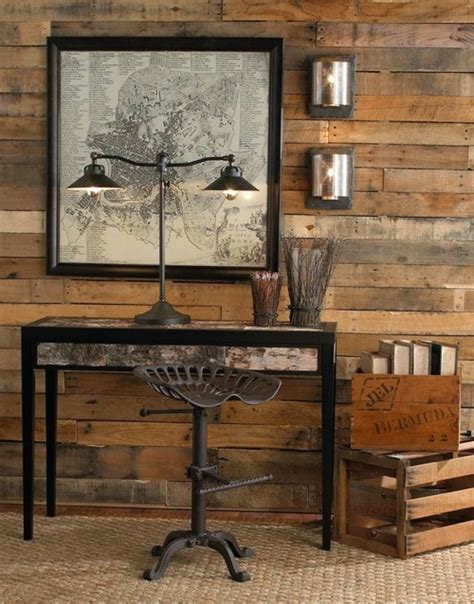 Home Office Ideas Rustic 42 Rustic Home Office Designs Decorating Ideas