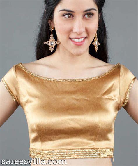 boat neck for saree blouse boat neck saree blouse designs sarees villa