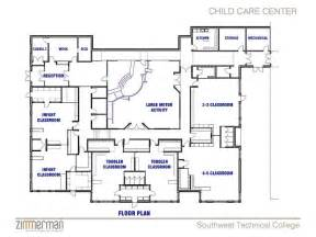 Facility sketch floor plan family child care home daycare