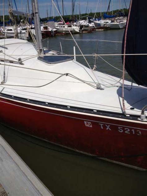 sailboat rental lake lewisville c c 25 1981 oakpoint texas lake lewisville sailboat