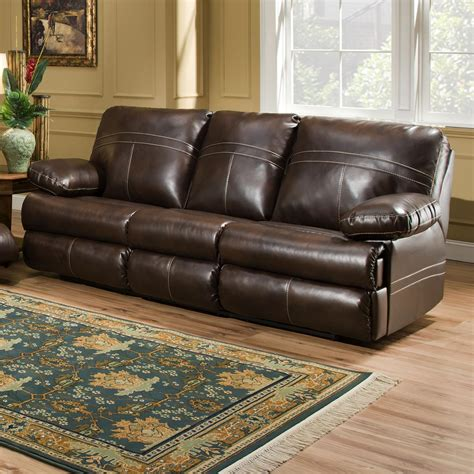 Simmons Reclining Sofa Simmons Upholstery 50981 Motion Sofa Dunk Bright Furniture Reclining Sofas